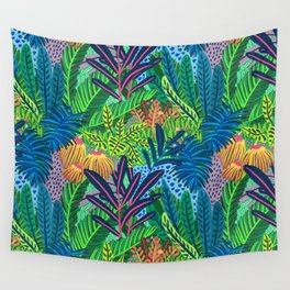 Laia&Jungle II Wall Tapestry