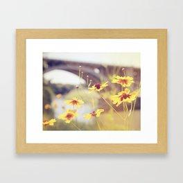 Delightful! Framed Art Print