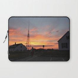 Coastguard Sunset Laptop Sleeve