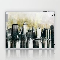 Music of The City Laptop & iPad Skin