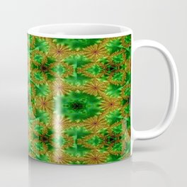 Concave Stature Pattern 4 Coffee Mug