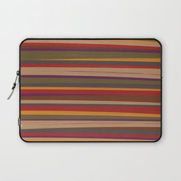 Fourth Doctor Scarf Laptop Sleeve