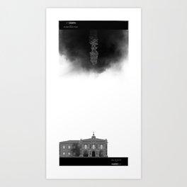 HexArchi Art - Portugal . Esposende Art Print