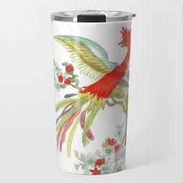 Coq japonais Travel Mug