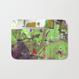Green Earth Boundary Bath Mat