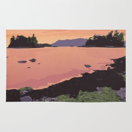 Pacific Rim National Park Reserve Rug