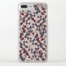 Mesoaic Clear iPhone Case