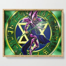 Dark Magician Power Up! Serving Tray