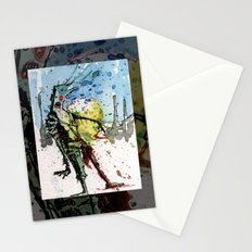 desert zombie Stationery Cards