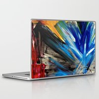 focus Laptop & iPad Skins featuring Focus by RvHART