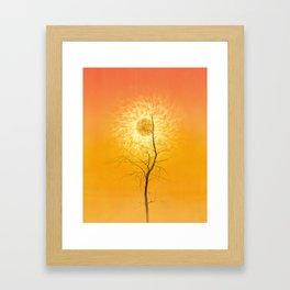 Futuristic Visions 10 Framed Art Print