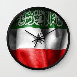 Somaliland Flag Wall Clock