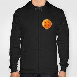 Dragonball - 4 Star Ball Hoody