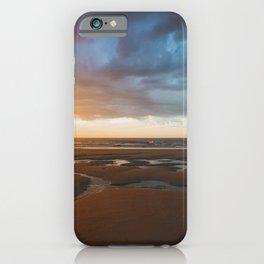 Beach Sunrise // LBI, NJ iPhone Case