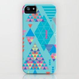 GeoTribal Pattern #010 iPhone Case