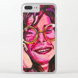 Joplin Clear iPhone Case