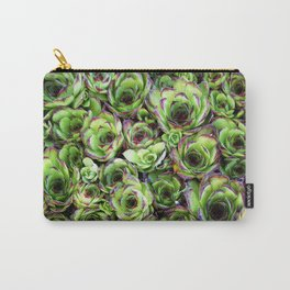 Succulent Patch Carry-All Pouch