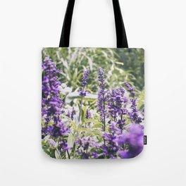 Purple Haze, I Tote Bag