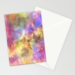 Colourful Art Stationery Cards