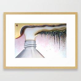 """Ointment"" Framed Art Print"