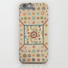 Dancing Dollies Revisited Quilt iPhone 6s Slim Case