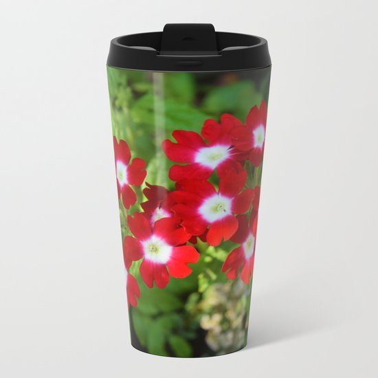 When The Time Comes Metal Travel Mug