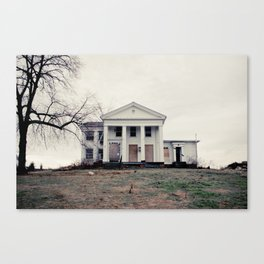 Homestead 16 Canvas Print