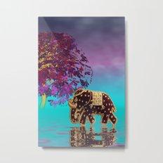 elephant fantasy -1- Metal Print