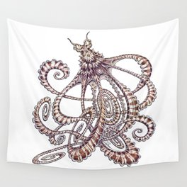 Mimic Octopus Wall Tapestry