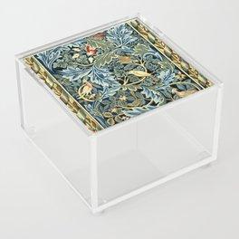 """William Morris """"Birds and Acanthus"""" Acrylic Box"""