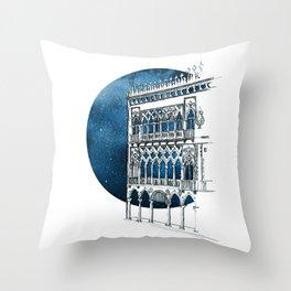 'La Serenissima' Throw Pillow