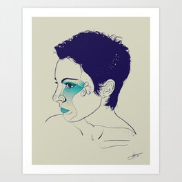 Pixiedust Art Print