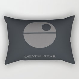 Death star, force, wars, Vader Rectangular Pillow
