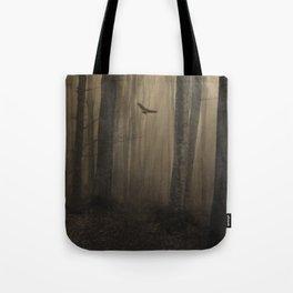 Return to the light Tote Bag