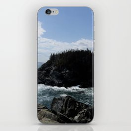 Scenic Coastal Views From the Trail iPhone Skin