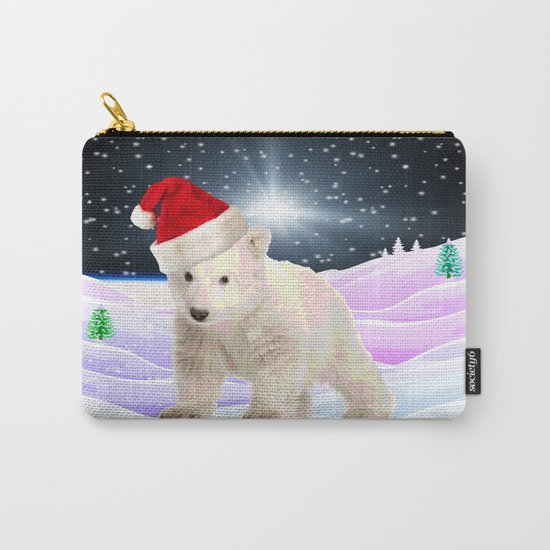 Save My Home | Christmas Spirit Carry-All Pouch