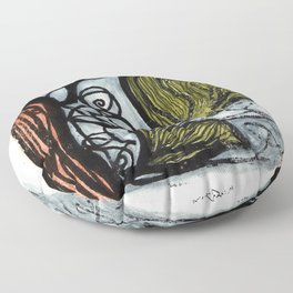 Inkgo Floor Pillow