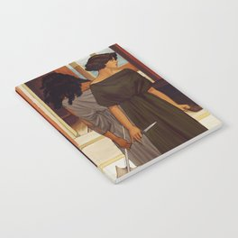 clytemnestra and electra Notebook