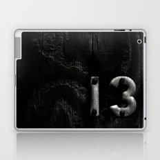 Lucky 13 Laptop & iPad Skin