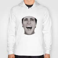 american psycho Hoodies featuring American Psycho by Alexia Rose