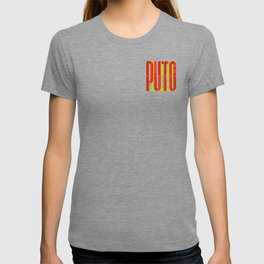 Puto el que lo lea T-shirt