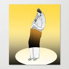 Horoscope: Leo Canvas Print