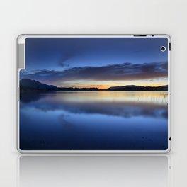 """Blue dreams"". Surprise night Laptop & iPad Skin"