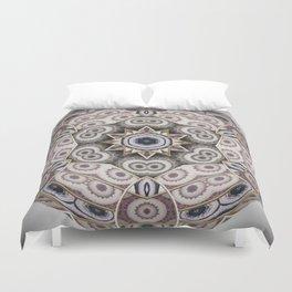 Mandala Globe Duvet Cover