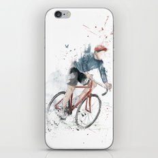 I want to ride my bicycle iPhone & iPod Skin