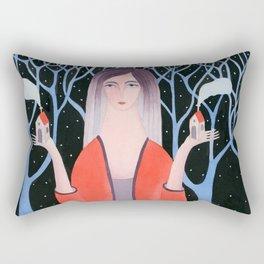 Zodiac - Libra Rectangular Pillow