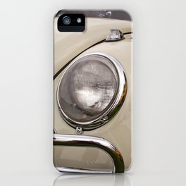 Vintage Car 5 iPhone Case