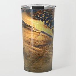 Globe20/For a round heart Travel Mug