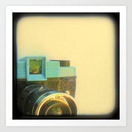 Diana Camera TtV Photo Art Print