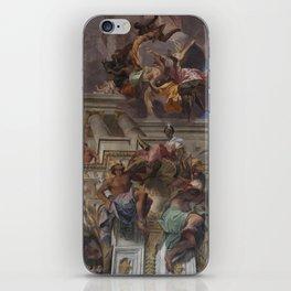 Sant'Ignazio Church 2, Rome iPhone Skin